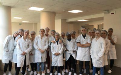 06-05-2019 : Visite du Lycée Hôtelier de Blois pour les ASSP