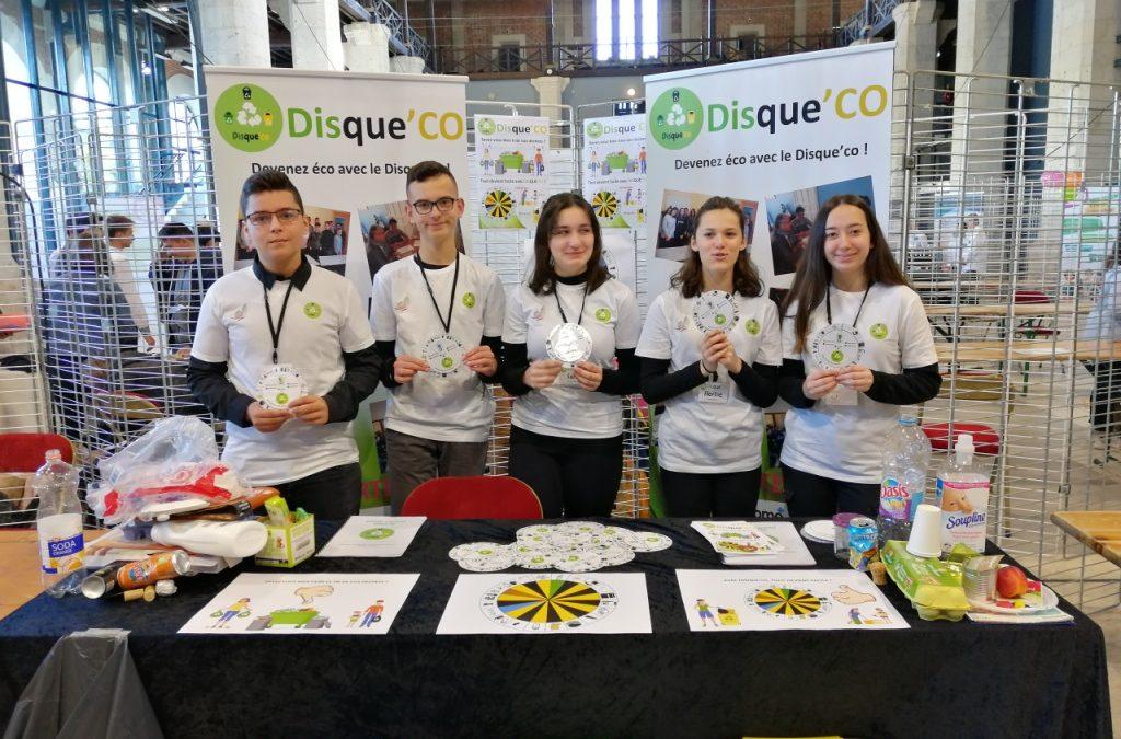 14-05-2019 : La 3PREPA PRO primée au Salon Régional EPA à Blois