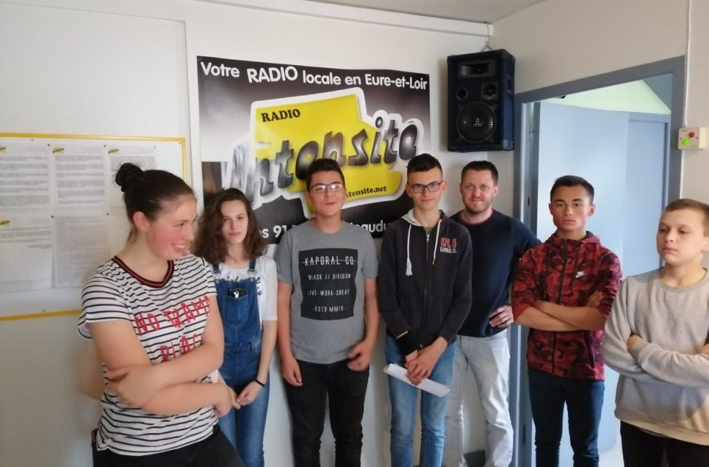 21-05-2019 – Emission en live sur Radio Intensité